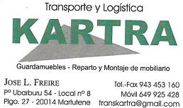 KARTRA TRANSPORTE Y LOGISTICA